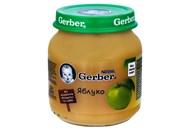 Пюре Gerber фруктове яблуко для дітей з 6 місяців 130г