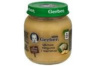 Пюре Gerber цвітна капуста і картопля з 6 місяців 130г