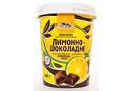 Морозиво Три ведмеді лимонно-шоколад з наповн шок-віскі 500г