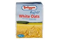 Пластівці вівсяні Bruggen Super White Oats 500г