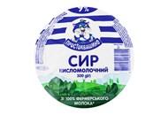 Сир кисломолочний Простоквашино 10% 300г