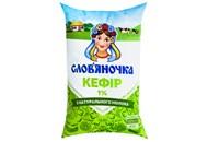 Кефір Слов`яночка 1% 900г