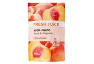 Крем-мило Fresh Juice Персик і магнолія 460мл