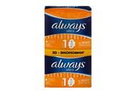 Прокладки Always Ultra Light ароматизовані 20шт