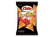 Чіпси Chio Tortillas Начо кукурудзяні зі смаком сиру 125г