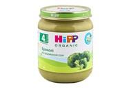 Пюре HiPP Organic броколі для дітей від 4 місяців 125г