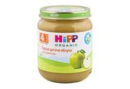Пюре HiPP фруктове яблуко перше дитяче з 4-х місяців 125г