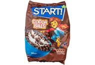 Сніданки сухі Start! зернові кульки з какао 500г
