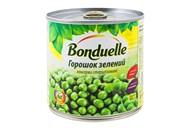 Горошок Bonduelle зелений консервований 400г