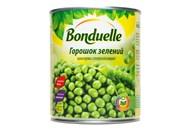 Горошок Bonduelle зелений консервований 800г