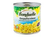 Кукурудза Bonduelle ніжна вакуумована консервована 425мл