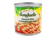 Квасоля Bonduelle біла у томатному соусі 430г