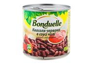 Квасоля Bonduelle червона в соусі чилі консервована 430г
