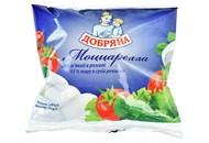Сир Добряна Моццарелла м`який в розсолі 45% 200г