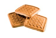 Печиво Roshen До кави цукрове з аром пряженого молока 8,2кг