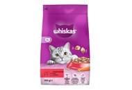 Корм для котів Whiskas з яловичиною сухий 300г