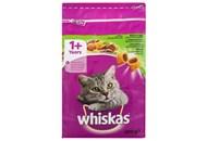 Корм для котів Whiskas з ягням сухий 300г