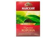 Чай Майский Царська Корона чорний цейлонський крупнолис 180г
