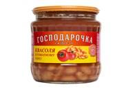 Квасоля Господарочка в томатному соусі 450г