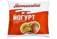 Йогурт Яготинський Персик 1.5% 400г