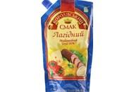 Соус майонезний Королівський смак Лагідний 30% 360г