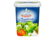 Сир Добряна Моццарелла м`який в розсолі 45% 350г