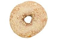 Пончик з начинкою ваніль 75г