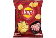 Чіпси Lay`s картопляні зі смаком бекону 71г