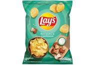 Чіпси Lay`s картопляні з смаком білих грибів зі сметаною 71г