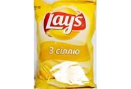 Чіпси Lay`s картопляні з сіллю 133г