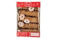 Печиво Деліція Домашнє здобне з цукровою пудрою 900г