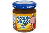 Пюре Чудо-Чадо Winnie Pooh з груш-яблук від 5 місяців 130г
