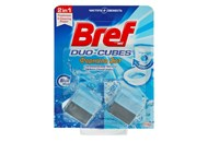 Кубики для зливного бачка Bref Duo-cubes 50г*2шт 100г