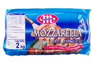 Сир Mlekovita Mozzarella м`який 40% 2кг