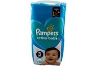 Пiдгузки Pampers Active Baby 3 розмір 6-10кг 58шт