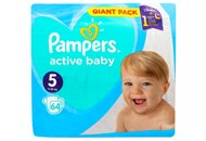 Пiдгузки Pampers Active Baby 5 розмір 11-16кг 110шт