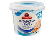 Паста із морепродуктів Антарктик-криль вершково-часник 150г