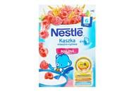 Каша Nestle рисова з малиною молочна від 6 місяців 230г