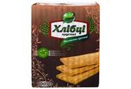 Хлібці Galleti Хлібці Луганці пшенично-гречані хрусткі 100г