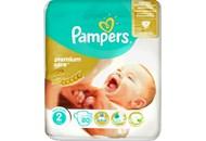 Підгузки Pampers Premium Care New Baby 2 розмір 3-6кг 80шт