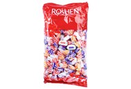Цукерки Roshen Minky Binky тофі з желейними начинками 1кг