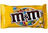 Драже M&M`S з арахісом та молочним шоколадом 45г