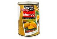 Манго Exotic Food у легкому сиропі 425г жерстяна банка