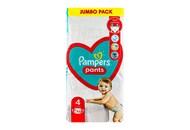 Підгузки-трусики Pampers Pants Maxi 4 розмір 8-14кг 52шт