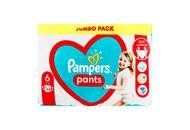 Підгузки-трусики PampersPants Extra Large 6 розмір 15+кг44шт