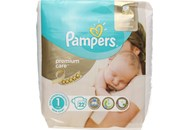 Підгузки Pampers Premium Care New Baby 1 розмір 2-5кг 22шт