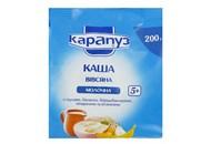 Каша Карапуз вівсяна молочна груша-банан з 5 місяців 200г
