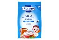 Каша Карапуз Мультизлакова 7 злаків молочна з 6 місяців 400г