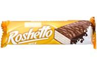 Вафлі Roshen Roshetto Milk глазуровані 32г