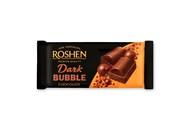 Шоколад Roshen Dark Bubble пористий 80г